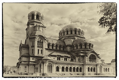 Alexander Nevsky Cathedral 1. copy (imagek) Tags: sofia bulgaria cathedral architecture building iphone pano
