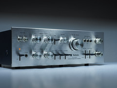 Technics SU 3500 Stereo Amplifier (oldsansui) Tags: 1970 1975 1970s audio classic technics stereo amp amplifier retro old radio vintage sound hifi design music seventies madeinjapan 70erjahre nationaltechnics integratedamplifier analog audiophil solidstate electronic