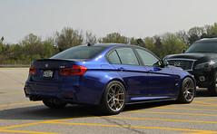 BMW M3 (F80) (SPV Automotive) Tags: bmwm3 f80 sedan exotic sports car blue