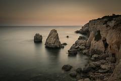 Rocks (Photo Lab by Ross Farnham) Tags: rocks menorca sunset sony lee filters ocean long exposure