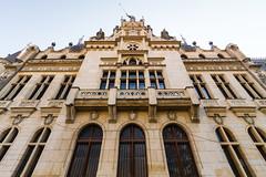 Facade (Raoul Pop) Tags: building historic monument architecture balcony windows fall facade palace iasi moldova romania ro
