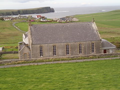 Shetland Islands Stone Church (kzuhr) Tags: lerwick shetlandislands scotland