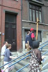 Diable! (Rumskedi) Tags: viacrucis monde europa europe rollei belgi belgique belgien lige lige22042011