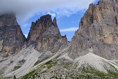 Trentino - Alto Adige (Italy) - Passo Sella (Massimo Battesini) Tags: nationalgeographic worldtrekker fujifilmxt1 fuji xt1 fujixt1 fujifilm finepix fujinon fujinonxf18135 fuji18135 fujifilmfujinonxf18135mmf3556rlmoiswr montagna montagne dolomiti mountains montaas berg dolomite dolomitas dolomites alpi alpes alps alpen italy italia italie italien trentinoaltoadige europa europe passosella sassolungo valgardena valdifassa selvadivalgardena it