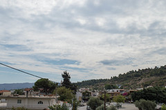 (Psinthos.Net) Tags:    september autumn psinthos   road sky bluesky clouds     cloudiness cloudy pinetree cypresstree       square psinthossquare houses  trees  mountain   mountains pinetrees forest     shrubs belfry psinthosbelfry    olivetrees   church    psinthoschurch tiles
