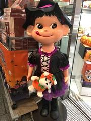 FUJIYA Halloween 2016 04 (HAMACHI!) Tags: tokyo 2016 japan ginza halloween night fujiya ペコちゃん pecochan