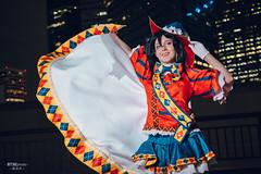 Yazawa Nico ( ) (btsephoto) Tags: costume play  animefest afest anime convention dallas texas sheraton hotel fuji fujifilm xt1 yongnuo yn560 iii flash portrait yazawa nico   cosplay love live  fujinon xf 35mm f14 r lens