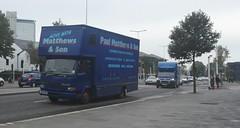 Paul Matthews Bridgend (Woolfie Hills) Tags: matthews removals bridgend