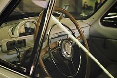 Old car (Andrew Mishenko) Tags: filmphotography analog 35mm ishootfilm filmisnotdead canon kodak volga gaz21