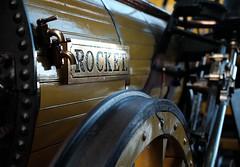 The Rocket (gobindsrai) Tags: york national railway museum stevenson rocket steam train engine
