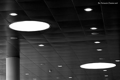 Ufo Day (Ferruccio Zanone) Tags: camini solari astronavi alieni cielo luci soffitto ospedale biella