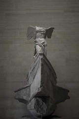Winged Victory of Samothrace (VIProduction) Tags: wings victory famous sculpture louvre museum nike rise unity united iloveparis inspiring inspire inspired photography paris photographer parisfrance pointofview art fine greek goddess france french flickr beauty beautiful canon