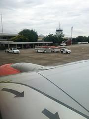 Surat Thani (scuba_dooba) Tags: thailand flight flying surat thani south southern