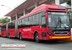 Volvo BRT Upgrade 7300 Biarticulado Metrobus Prot-24 (infecktedbusgarage) Tags: volvo 7300brt brt upgrade biarticulado metrobus volvo7300 ciudaddemexico df mexico mexicanbus busrapidtransit articulado camion cisa prot24 cdmx autobus bus