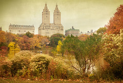 Autumn in the Park (JMS2) Tags: fall autumn centralpark sanremo architecture nature season foliage manhattan nyc