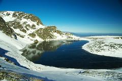 ,  (sevdelinkata) Tags: mountain lake sky blue rila bulgaria greatphotographers outdoor
