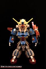 Z MS Front (Sam.C (S2 Toys Studios)) Tags: zetagundam gundam mobilesuit lego moc s2 80s scifi mecha anime japan spacecraft