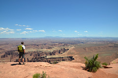 Canyonlands Island in the Sky, USA (Guerric) Tags: canyonlands nationalpark islandinthesky usa view landscape