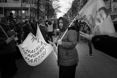 Mothers 2 (Jenko_) Tags: politik kurden demo mothers streetphotography hannover kurdistan bw street