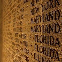 Remembrance (markhortonphotography) Tags: carving engraving memorial brookwoodamericanmilitarycemetery wall surrey brookwoodamericancemeteryandmemorial chapel