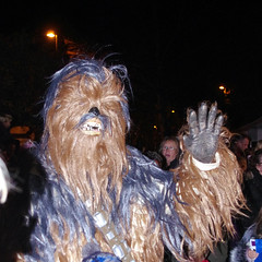 IMGP6287 a (Steve Guess) Tags: xmas surrey england gb uk plough green chewbaca yeti bigfoot wookiee chewbacca