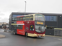 East Yorkshire 717 YX07HKD Hull Interchange on 155 (1280x960) (dearingbuspix) Tags: eastyorkshire eyms 90years 19262016 yx07hkd 90thanniversary 717