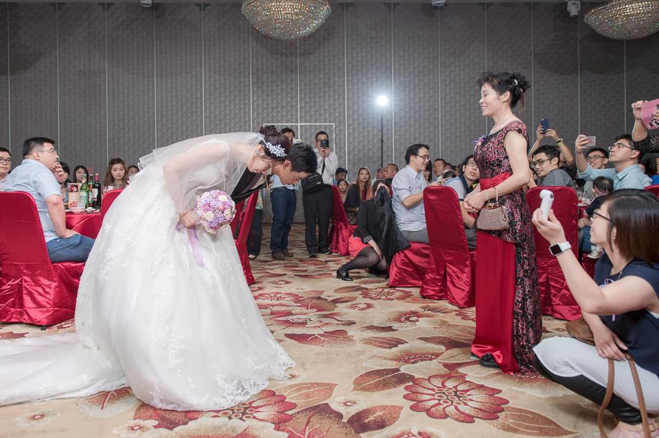 台南婚攝 婚禮紀錄 情定婚宴城堡 C & M 128