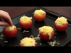 How To Make Egg Baked In Tomatoes (earlsfood) Tags: how to make egg baked in tomatoes
