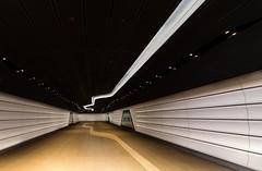 Wynyard Walk [Explored] (Martin Snicer Photography) Tags: tunnel wideangle 1018 canon 70d sydney wynyard travel australia leadinglines photographer barangaroo wynyardwalk