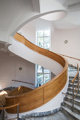 (ilConte) Tags: yekaterinburg ekaterinburg russia russian architettura architecture architektur constructivism scale stairs treppe