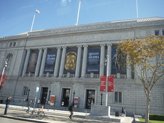 Asian Art Museum (allanwenchung) Tags: museum architecture sanfrancisco