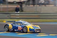 Spyker C8 Laviolette - 24 Heures du Mans 2010 - (Nicolas Serre) Tags: 24 heures du mans 2010 race 13 juin spyker c8 laviolette 85 squadron tom coronel peter dumbreck jeroen bleekemolen