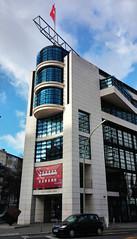 Willy-Brandt-Haus (Gertrud K.) Tags: berlin kreuzberg architecture lgg2