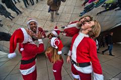 DSC_1001 (critter) Tags: santacon2016 santacon santa bean cloudgate millenniumpark christmas pubcrawl caroling chicago chicagosantacon artinstituteofchicago