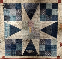 cat quilt star1 (jude hill) Tags: judehill spiritcloth quilt star