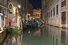 Venice by night (Flavio Ciarafoni) Tags: venice night venezia di notte fuji x100 flavio ciarafoni