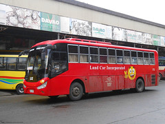 Land Car Inc. 175 (Monkey D. Luffy 2) Tags: aspire daewoo bus mindanao photography philbes philippine philippines photo enthusiasts society