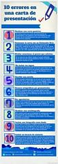 CV/JOBS (aitchar) Tags: en de 10 una carta errores presentacin infografia cvjobs