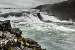 Rushing Water 251 of 365 (2) (bleedenm) Tags: summer waterfall iceland 2015