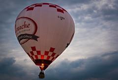 take me to the clouds (lumen0988) Tags: sky hot clouds air flames ballon heisluftballon warstein montgolfiade