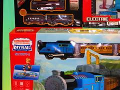 'Dark Sider' Thomas Train Set! (RS 1990) Tags: train toy thomas fake september communist ugly adelaide 10th thursday southaustralia copy darkside bootleg dodgy knockoff shabby faker showgrounds wayville 2015 royaladelaideshow