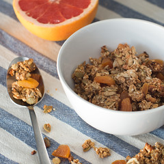 Granola (Don_Arturrrooo) Tags: food home cooking breakfast milk healthy made eat foodporn homemade slowfood granola styling jedzenie mleko sniadanie zdrowie zdrowe