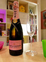 Birthday Champagne (2) (RobW_) Tags: england london october champagne monday wandsworth ros moetchandon brut 2015 26oct2015