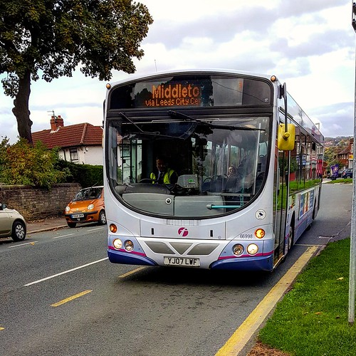 First leeds 66998 on 17/10/15