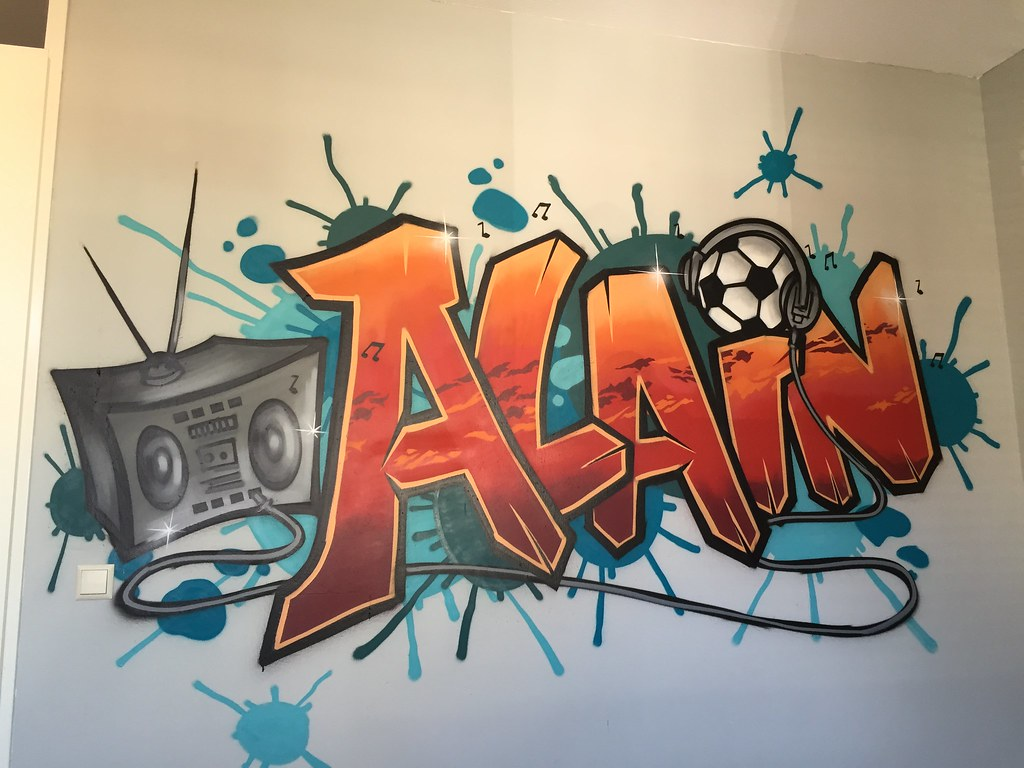Graffiti Voor Slaapkamer : The world s best photos of graffiti and slaapkamer flickr hive mind
