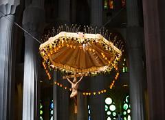 Templo Expiatorio de la Sagrada Familia (Paty Vera) Tags: barcelona church arquitectura arte iglesia gaudi sagrada templo