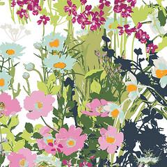 LAH-16800  Mother's Garden Light (Art Gallery Fabrics) Tags: lavish katarinaroccella