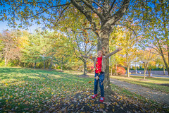 Henry & Cara 2015 (TIP|Photography) Tags: park county family orange color fall mill colors nova leaves yellow mom virginia three nikon dad photoshoot outdoor daughter va fairfax herndon foilage cutter d7100 nikond7100