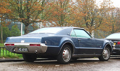 1969 Oldsmobile Toronado 7.0 V8 (rvandermaar) Tags: 1969 70 import v8 olds oldsmobile toronado oldsmobiletoronado ae6981 sidecode1