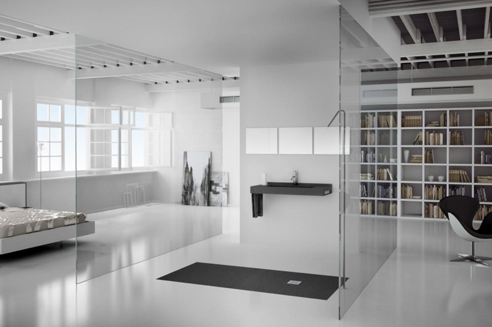 Parquet bianco bagno: rivestimenti e piastrelle per un bagno da ...